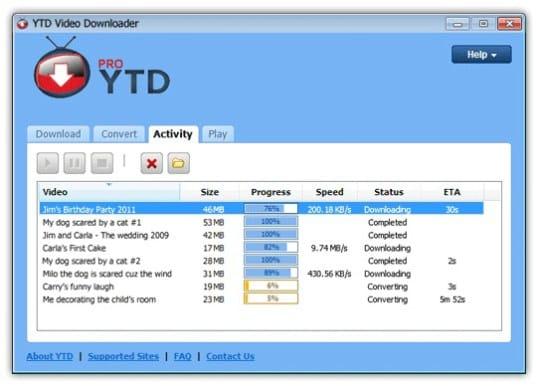 Resultado de imagen para YTD YouTube Video Downloader PRO