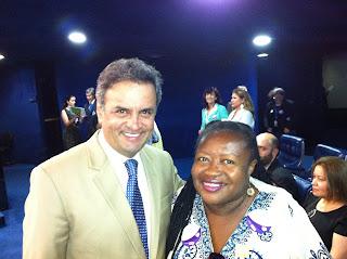 Senador Aécio Neves: Luta pelos trabalhadores