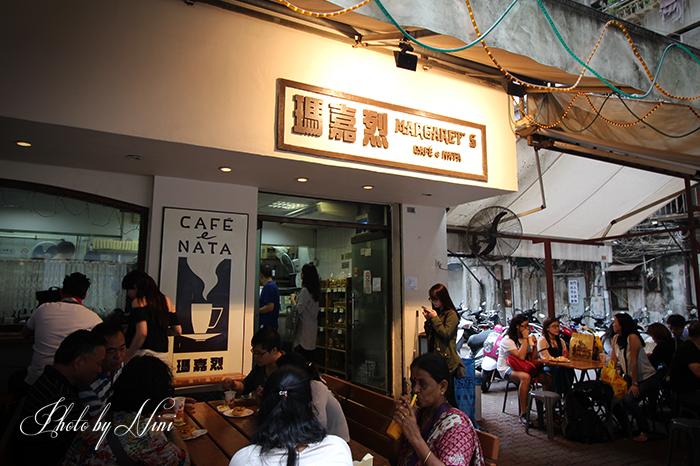 【澳門美食】瑪嘉烈蛋塔。紅到台灣的蛋塔在這裡