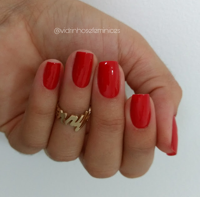 Vermelho Maravilha Coleção da Risqué Mulher Maravilha