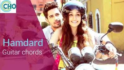 HAMDARD guitar chords accurate | Arijit Singh | Ek Villian