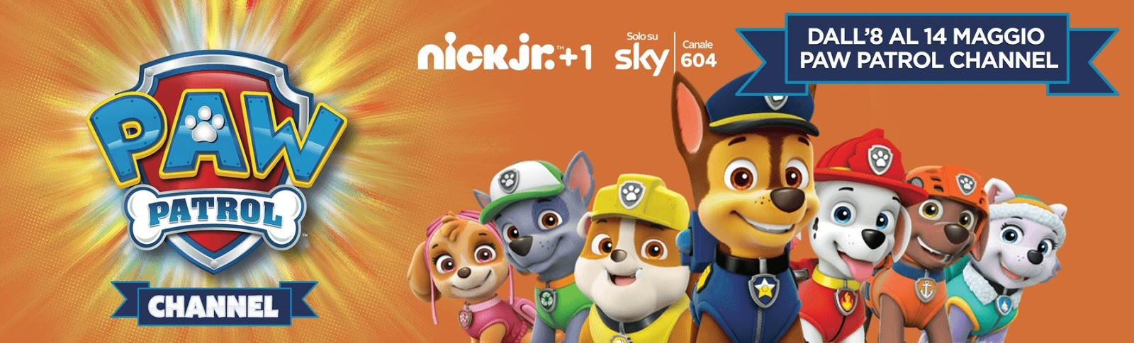 NickALive!: Nick Jr. Italy Announces \