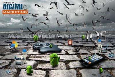 Mobile Development, Institute of Digital Marketing