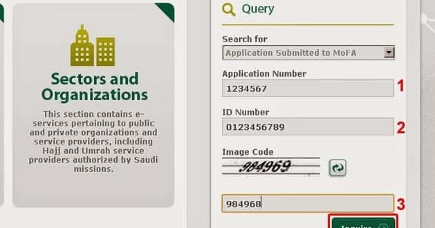 Https Visa Mofa Gov Sa Home Issued Hajj Umrah Visa Homelooker