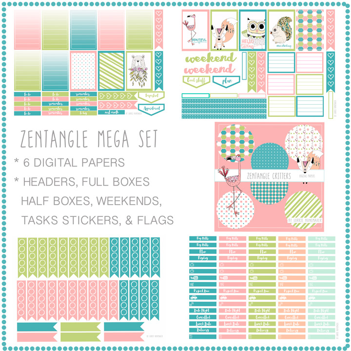 Lorrie 39 s story planner stickers free to fit the happy for Story planner free