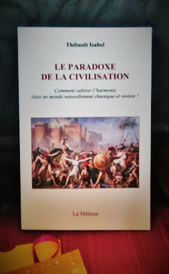 Le paradoxe de la civilisation.Thibault Isabel. Krisis Diffusion.