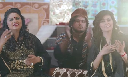 Yaar Da Deewana Lyrics - Jyoti & Sultana Nooran
