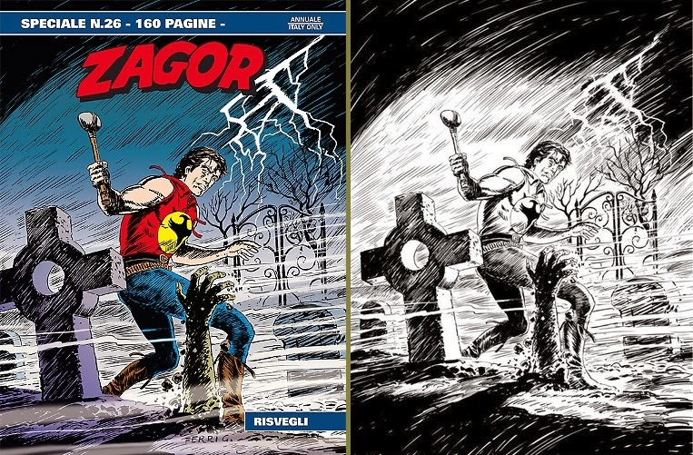 Zagor - Risvegli (Speciale #26)