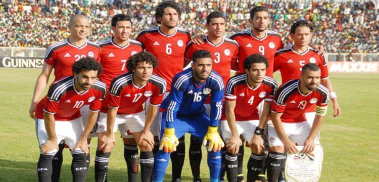 تعرف على اسماء وارقام قمصان تشيرتات لاعبى منتخب مصر فى كأس امم افريقيا Egypt T-shirts