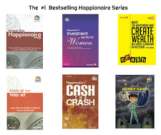 The Bestselling Happionaire Series by Yogesh Chabria