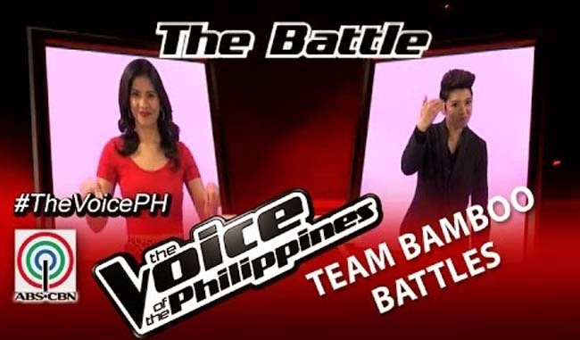 Watch Rita Martinez vs Suy Galvez on The Voice of the Philippines Team Bamboo's Battles Round