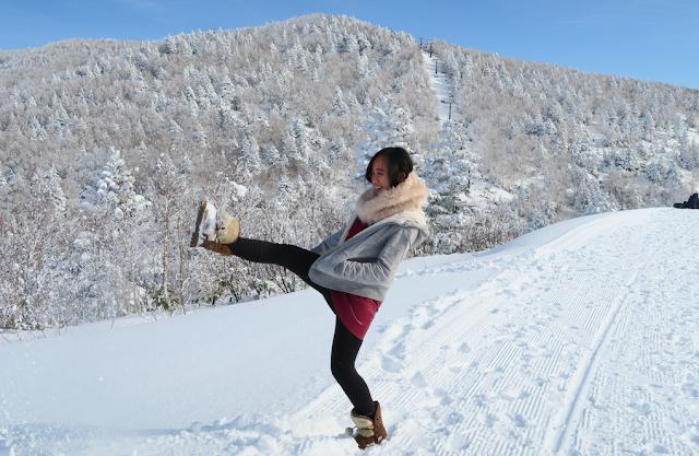Ryuoo Ski Park, Nagano