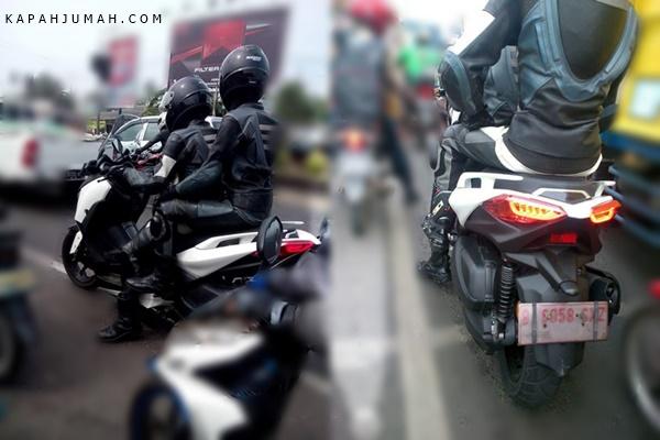 Yamaha X-Max 250 akan Segera Rilis