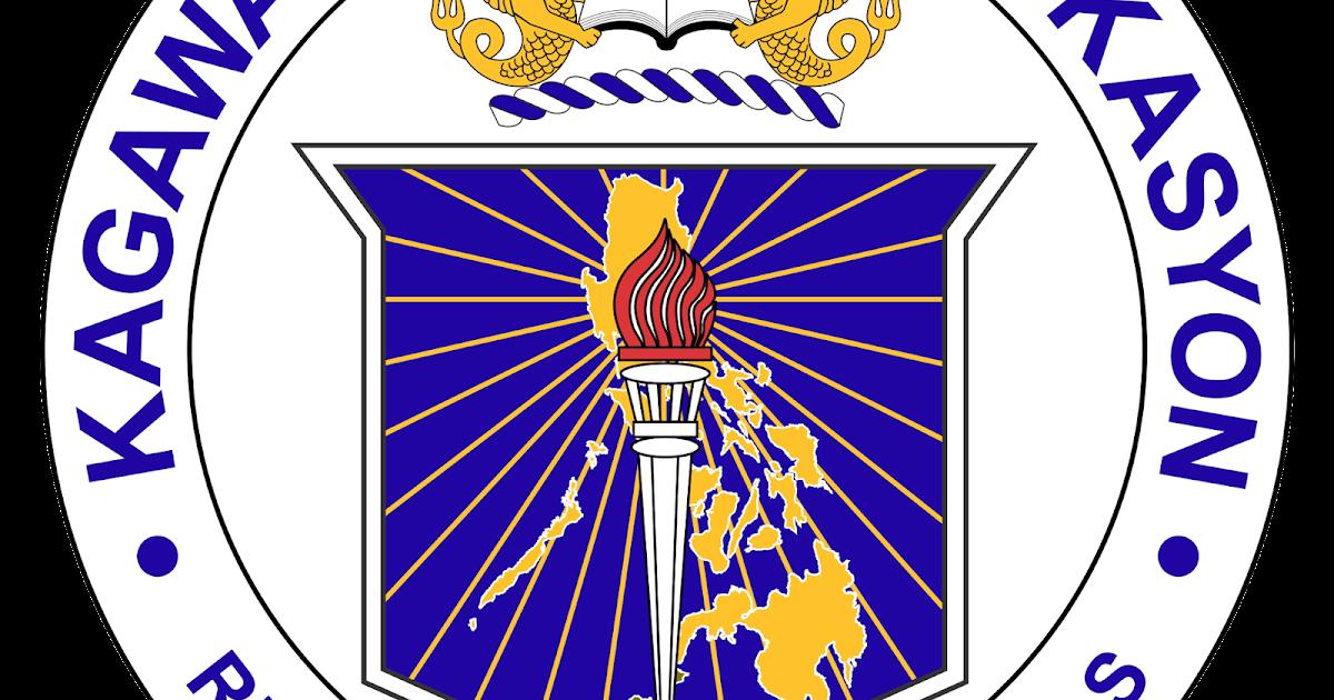 kagawaran ng edukasyon logo department of education logo