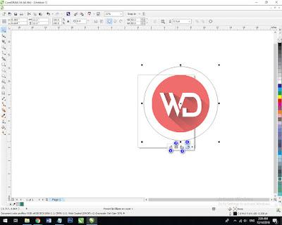 Cara menggunakan Pawer clip di CorelDRAW x6