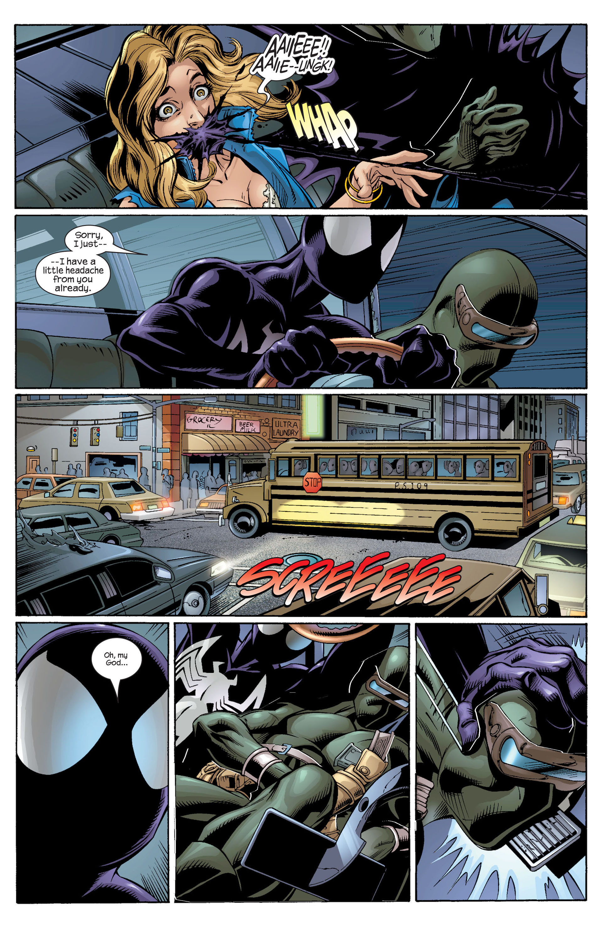 Read online Ultimate Spider-Man (2000) comic -  Issue #35 - 8