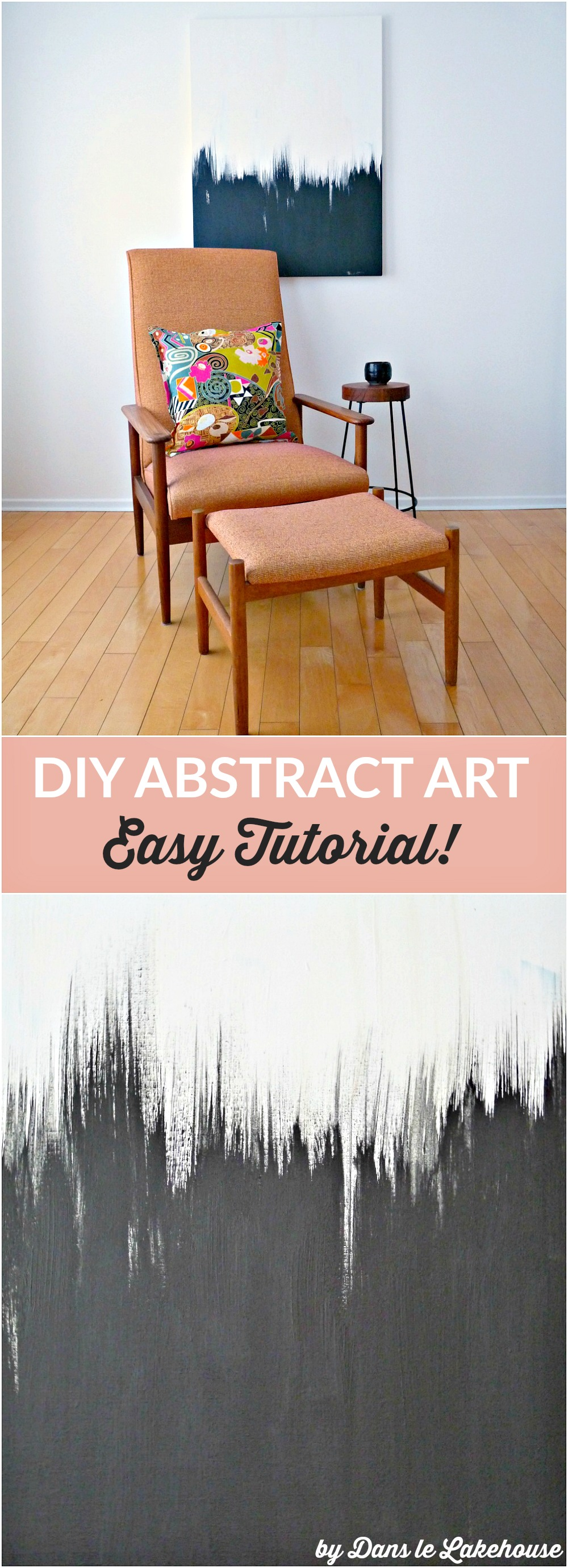 Easy DIY Art Anyone Can Do