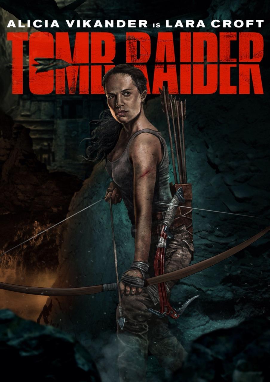 Tomb Raider: Huyền Thoại Bắt Đầu