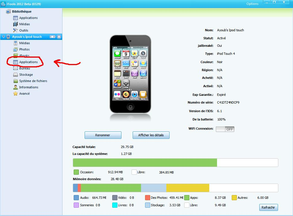 how to add app on iphone without itunes