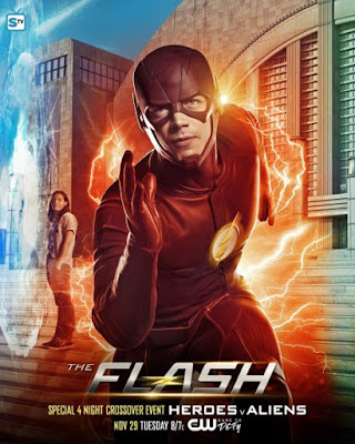 Poster Crossover The Flash