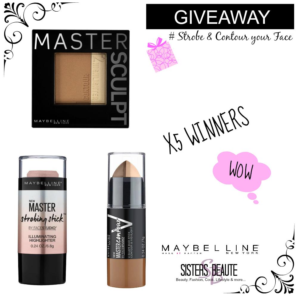 b2994911846 Όπως ξέρεις μας αρέσει να μοιραζόμαστε την ομορφιά και παρέα με την  Maybelline New York και τον πιο #makeithappen διαγωνισμό, κάνουμε δώρο σε 5  τυχερές ...