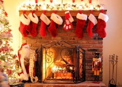 Símbolo Natalino A Lenda das Meias de Natal