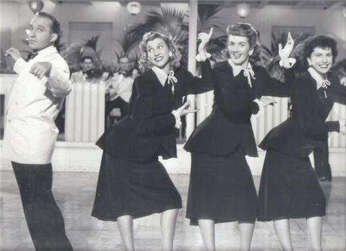 the bing crosby news archive bing and the andrew sisters