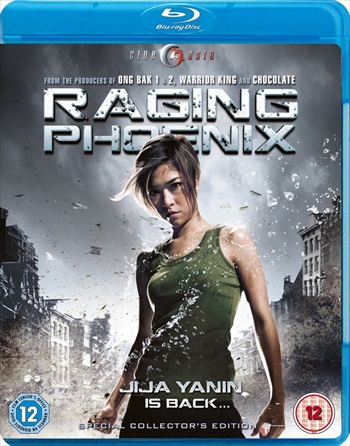 Raging Phoenix 2009 Dual Audio Hindi Bluray Download