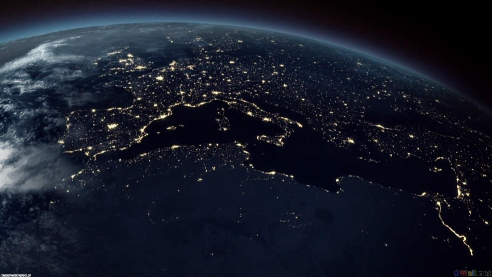 9 Foto Keindahan Bumi Dari Luar Angkasa Gratisinfo