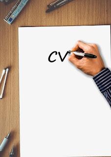 cara membuat cv curriculum vitae