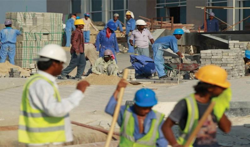 Sri Lankans from Qatar difficulties