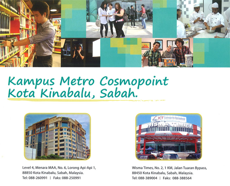Cosmopoint Sabah