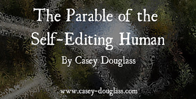 The Parable of the Self-Editing Human