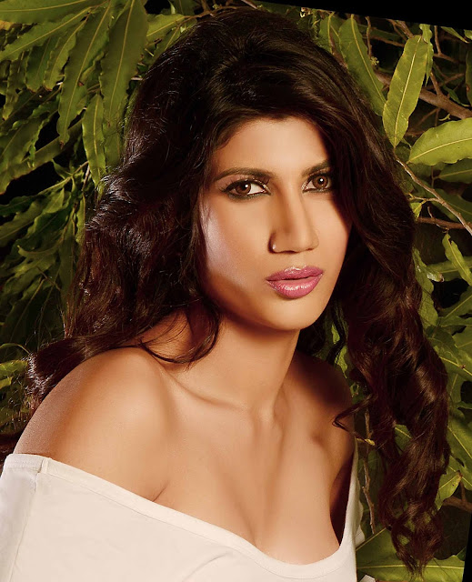 Reshma D'souza hot shoot