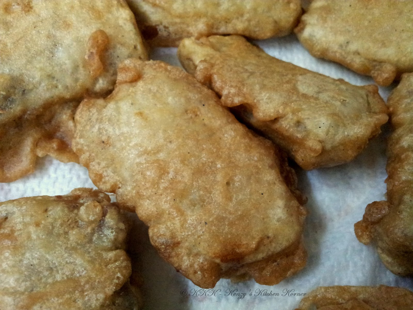 Kenzy 39 S Kitchen Korner Crisp Batter Fried Fish