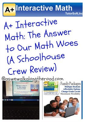 A+ Interactive online math curriculum