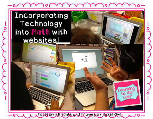 Tune Into Technology: Integrating Technology Into Math