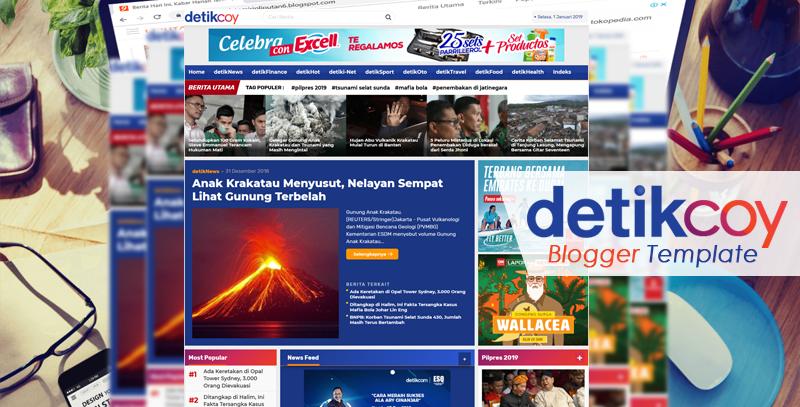 Template Blogger DetikCoy Responsive