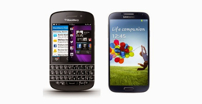 Samsung and BlackBerry unite to enhance security in Android