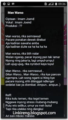 Lirik mp3