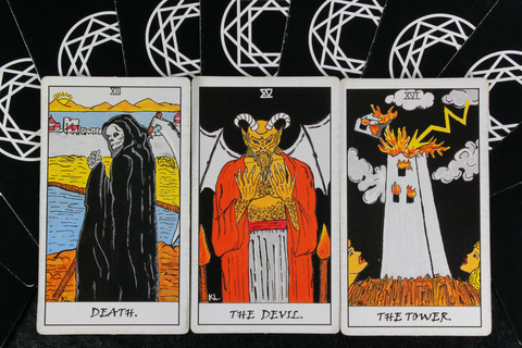 Click Photo to Sign Up for your Psychic Tarot Reading
