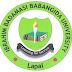 IBBU Lapai Postpones 2nd Combined Convocation Ceremony Indefinitely