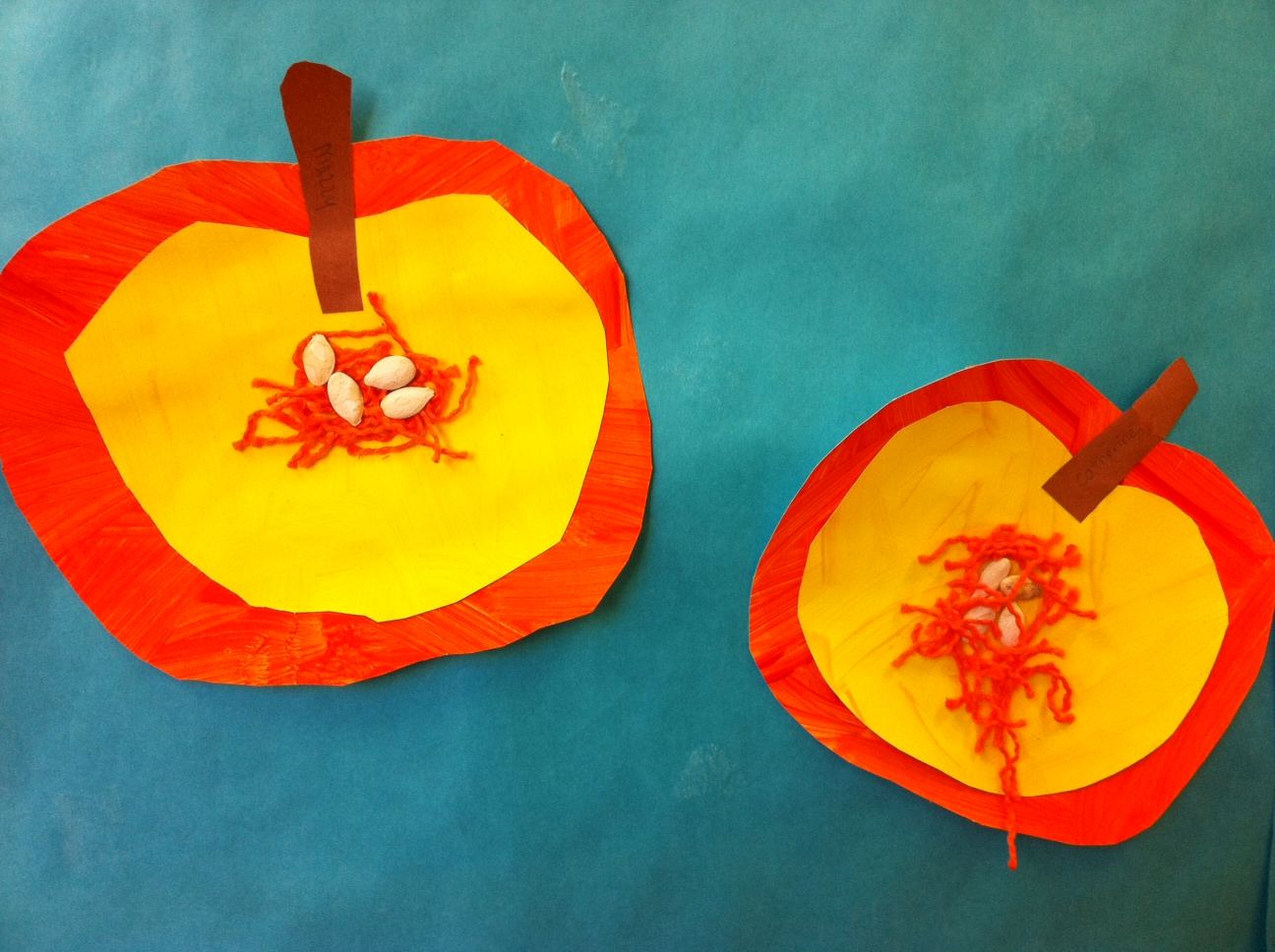 Mrs Good S Firsties Pumpkin Parts