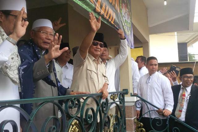 Prabowo: Saya Sering Disindir dan Diejek Haus Kekuasaan, Apa Benar?