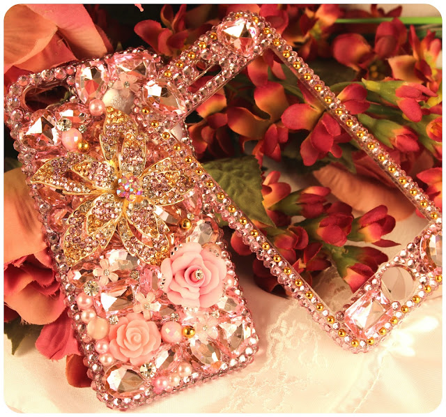 Bling iPhone Case from Lux Addiction