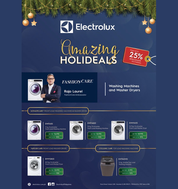 Electrolux Fashion Care