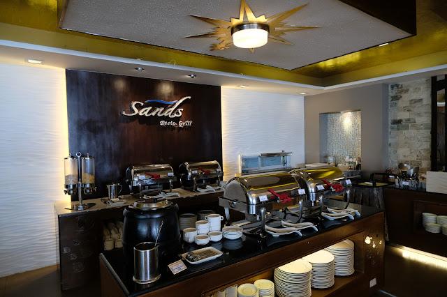 sands restaurant subic