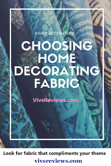 Choose Home Decorating Fabric