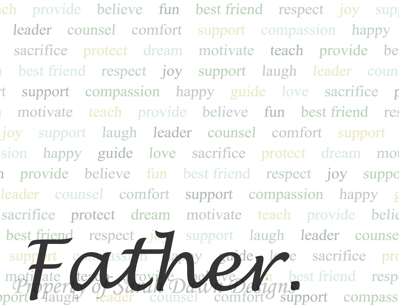 Sarah Dawn Designs Father S Day Printables Download Of The Month