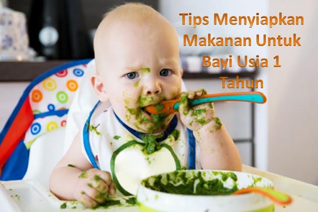 makanan apakah yang paling cocok untuk anak 1 tahun yang senang makan
